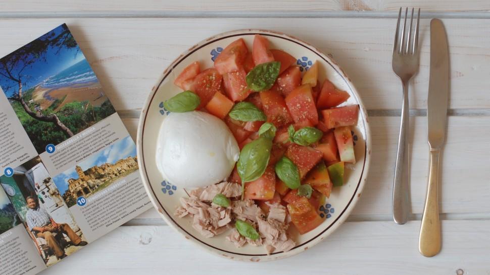 insalata profumi mediteranneo
