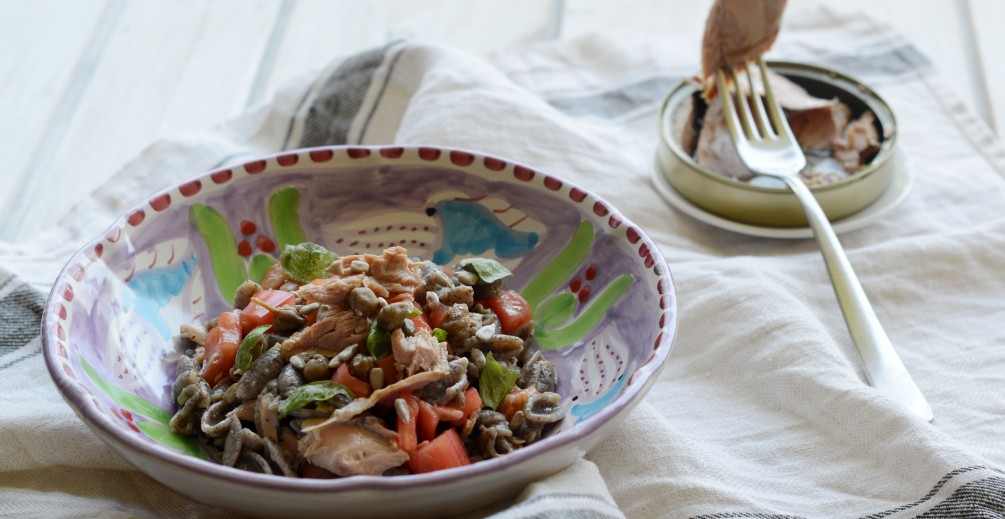 insalata di gnocchetti